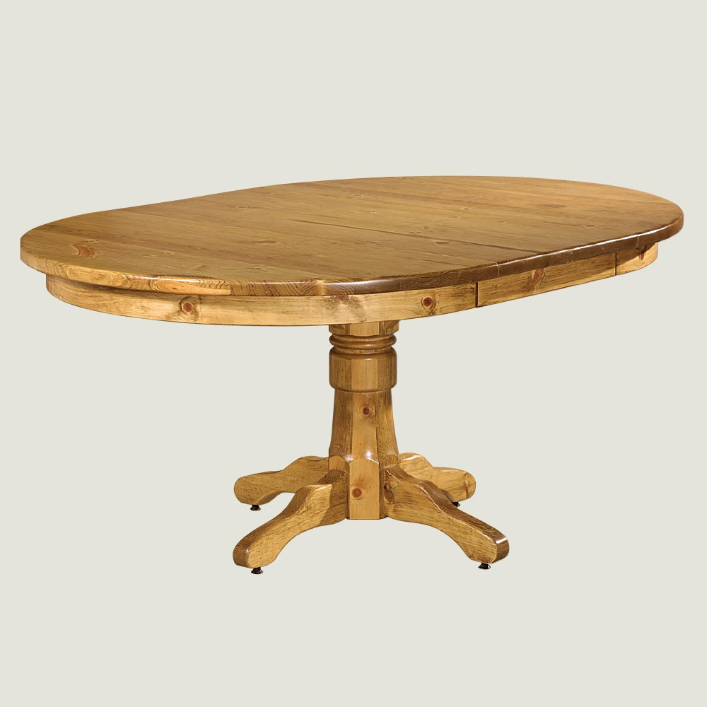 Single Pedestal Table