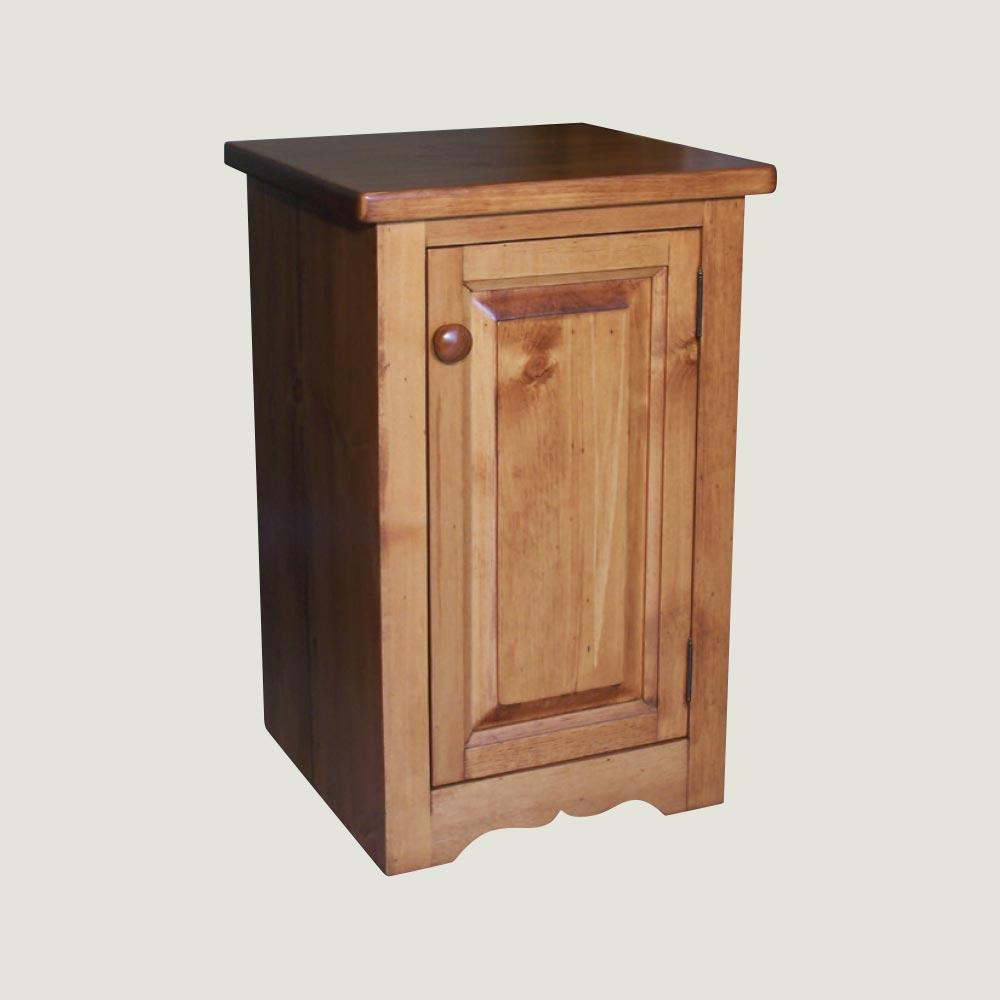 Nightstand with 1 Door
