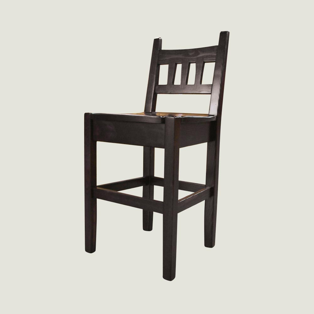 Arrowback Bar Stool