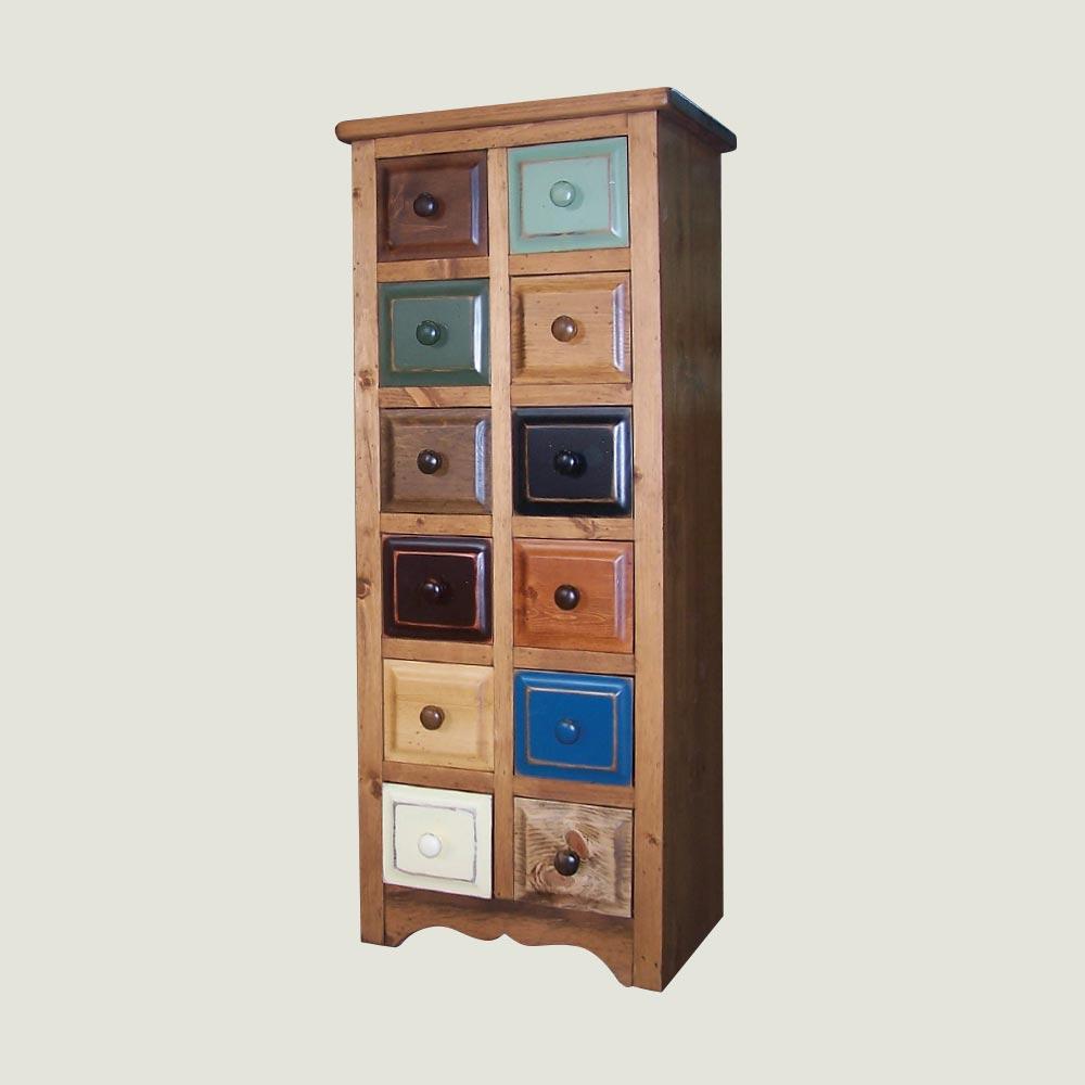 Harlequin Cabinet 2 x 6