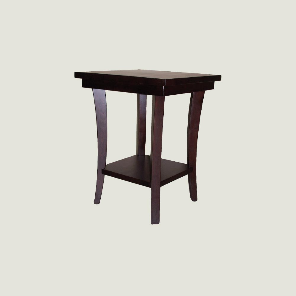 Cirque Square End Table