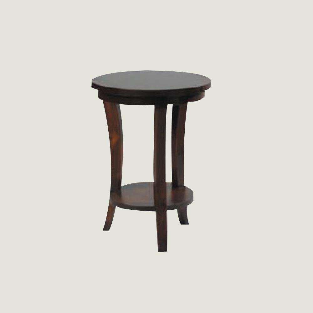 Cirque Round End Table